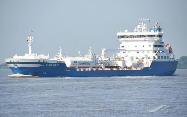 Bomin Linde completes LNG bunkering in German Port of Rostock