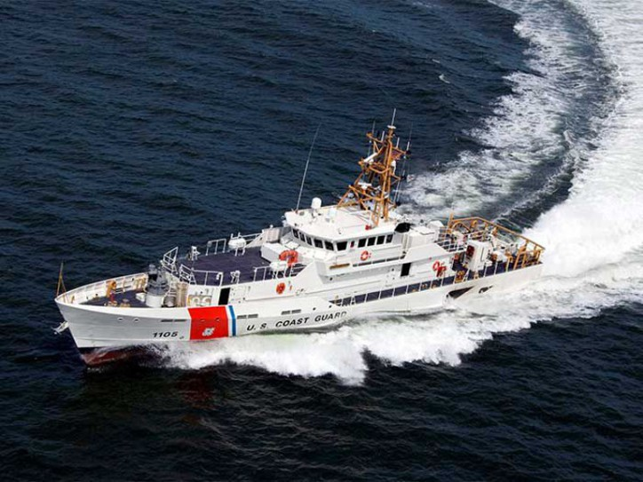 BOLLINGER Delivers USCG Rollin Fritch, The 19th Fast Response Cutter To The USCG