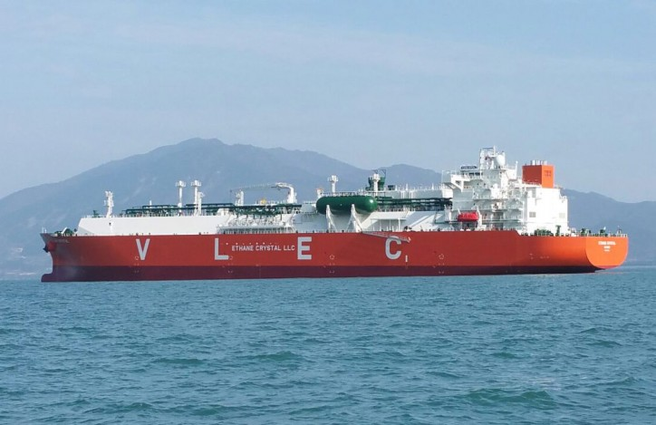Mitsui O.S.K. Lines Ltd. to acquire strategic stake in six group companies (each owning a Very Large Ethane Carrier) of RIL