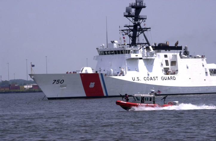 U.S. Coast Guard Cutter Bertholf
