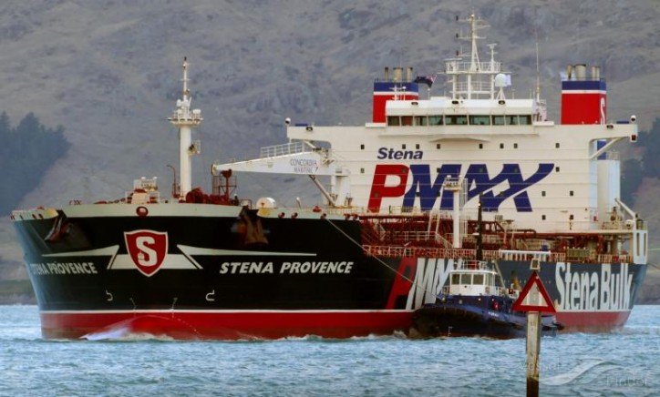 Concordia Maritime announces contract extension for P-MAX tanker Stena Provence
