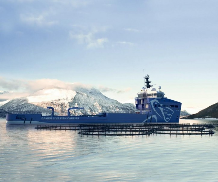 Damen's answer to reduced oil prices lies in conversion support