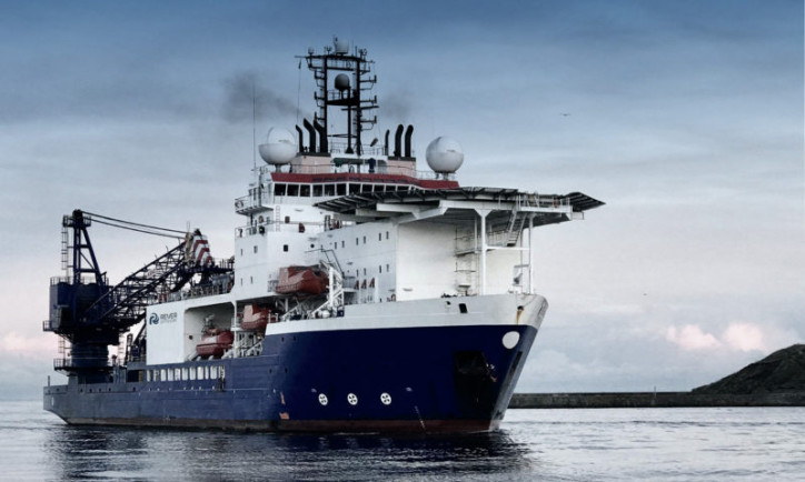 Rever Offshore completes three standalone contracts for Total E&P UK