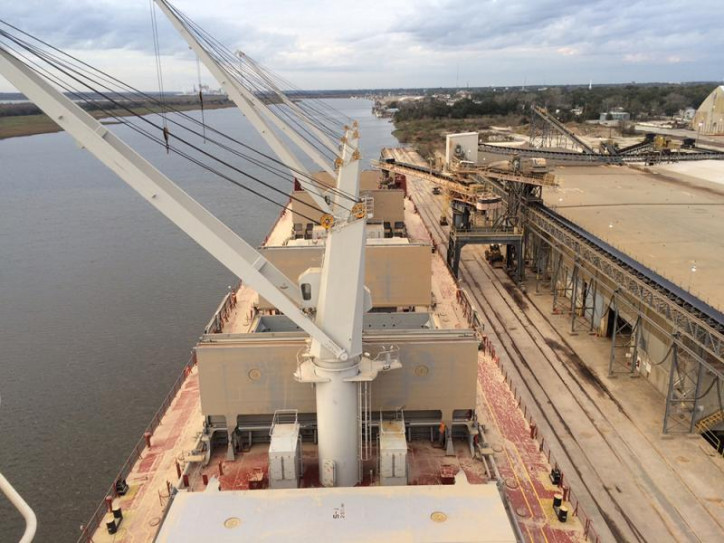 Ocean Yield announces delivery of Handysize dry bulk newbuilding with long-term charter