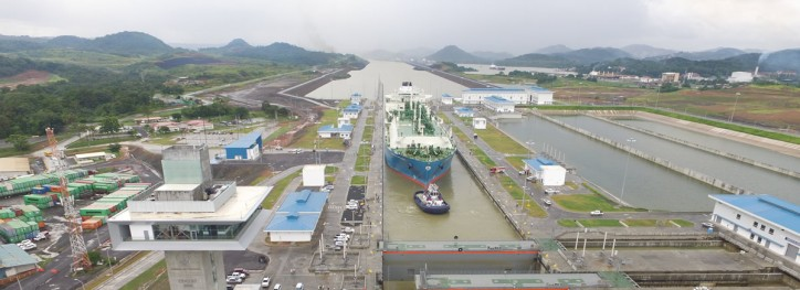 First-Ever LNG Vessel Transits the Expanded Panama Canal, Ushering in New Era for the Segment and Global LNG Trade