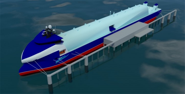 Sembcorp Marine signs letter of intent with SeaOne for the construction of large Compressed Gas Liquid carriers
