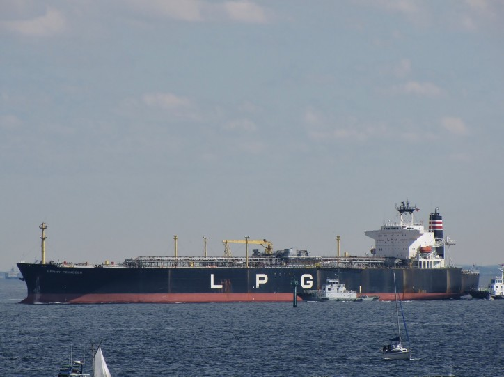 Indian term LPG importers taking total 14 vessels on time charters