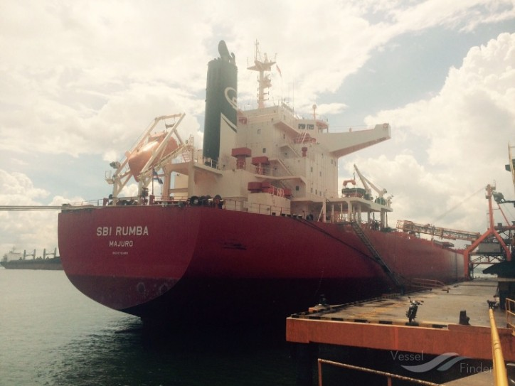 Scorpio Bulkers announces the financing of a Kamsarmax vessel in Japan