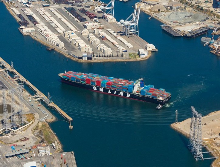 Port of Long Beach Breaks 1st Quarter Record