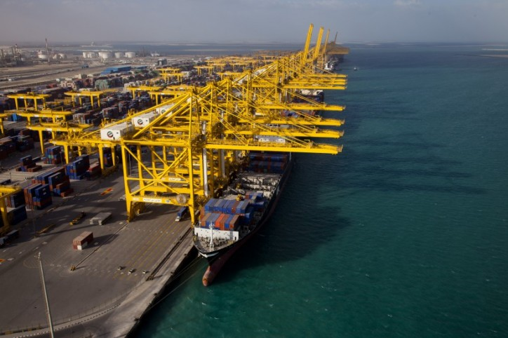 DP World signs contracts for huge fourth terminal at Jebel Ali