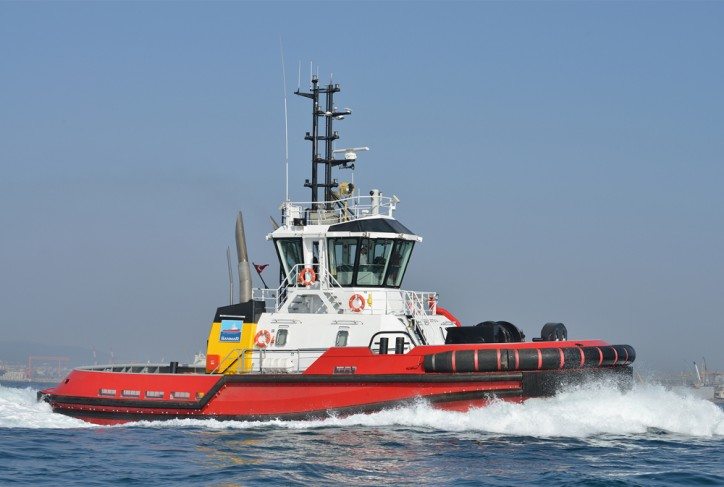 Caterpillar Marine to develop innovative hybrid tug with Sanmar Shipyards