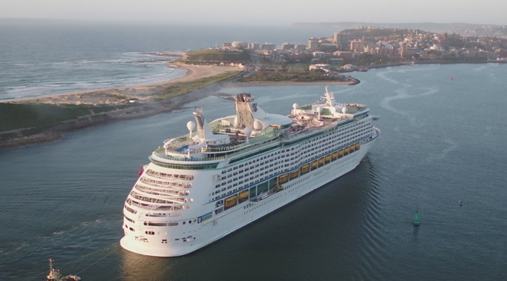 Port of Newcastle statement on Newcastle cruise terminal funding