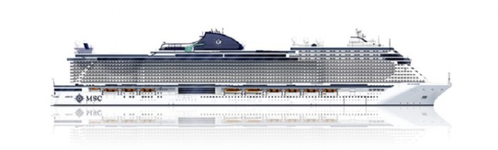 GE to Propel MSC Cruises' Next-Generation Mega Fleet Seaside Class