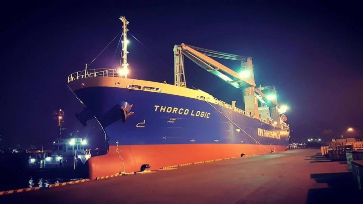 Thorco Projects launches new dry cargo division
