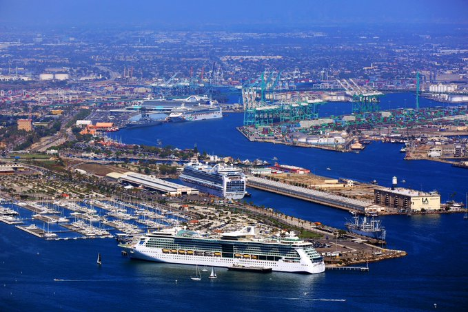 Port of Los Angeles announces development opportunity for outer harbor cruise terminal