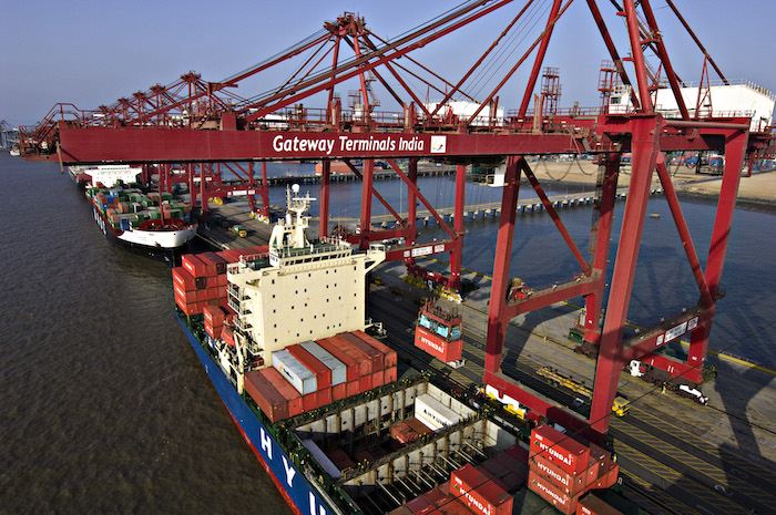 DP World plans to invest over $1 bln in India