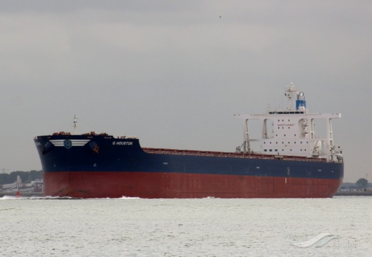 olden Ocean takes delivery of dry-bulk vessel Q Houston