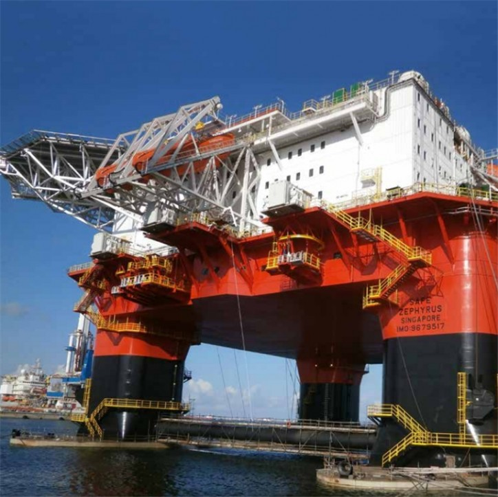 Safe Zephyrus chartered by BP for summer 2019