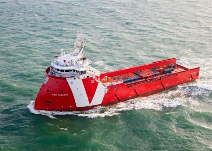 Multi-year contract for VOS platform-supply vessels
