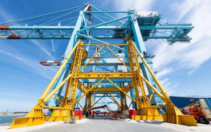 Port of Zeebrugge volumes grow by 12.5 % in first semester of 2019