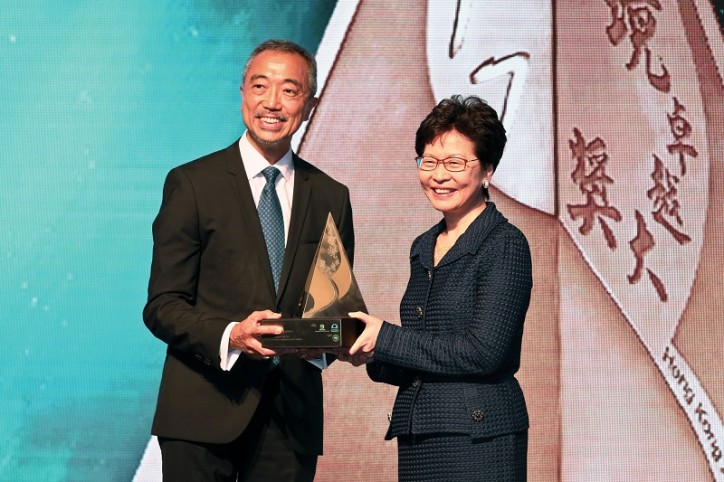 OOCL Honored with HKAEE Gold Standing and Recognized for Outstanding Green Leadership