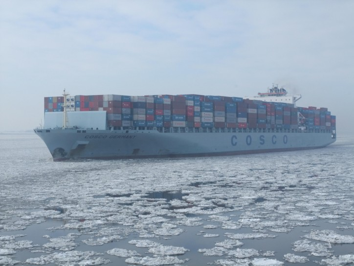 ABS, COSCO to cooperate on trans-Arctic shipping
