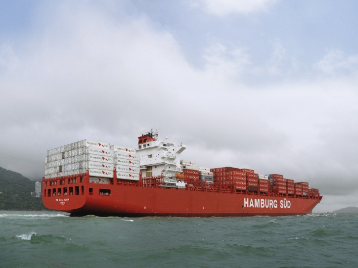 """Hamburg Süd is """"Top Ranked Carrier"""" for third time in a row"""