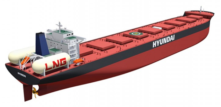 LR: Supporting HHI Group in building an LNG-fuelled future