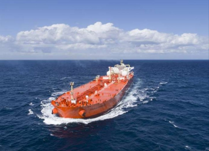 AET names their LNG dual fuel Aframaxes