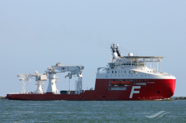 Solstad Offshore signs long term contract with Total for CSV Far Sleipner