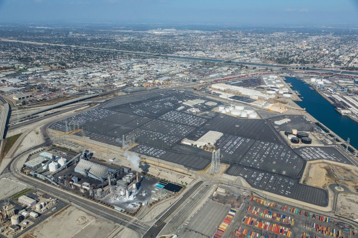 Port of Long Beach releases draft study of proposed Toyota terminal renovation