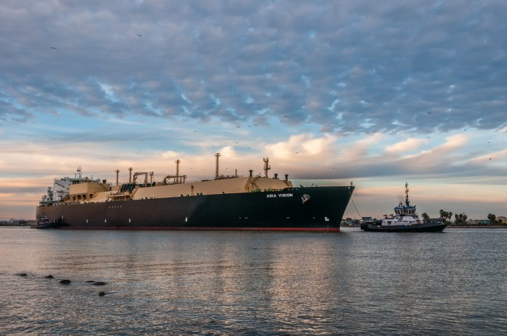 Cheniere ships first Sabine Pass LNG export cargo to Brazil's Petrobras