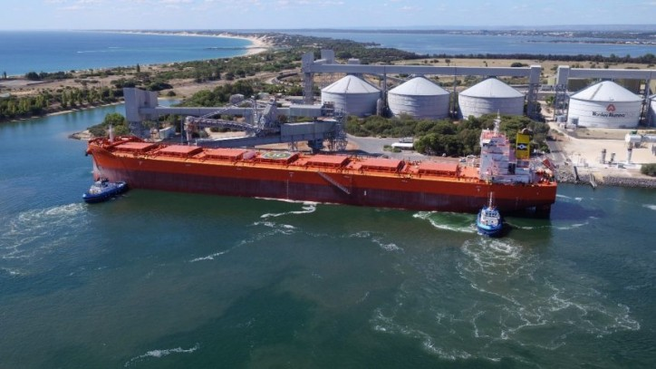 Klaveness: 2017 ends on a high for Klaveness pool members