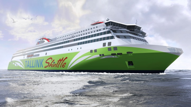 Tallink LNG ferry