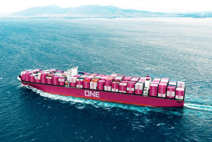 Ocean Network Express Expands the Partnership of Asia-South America Service