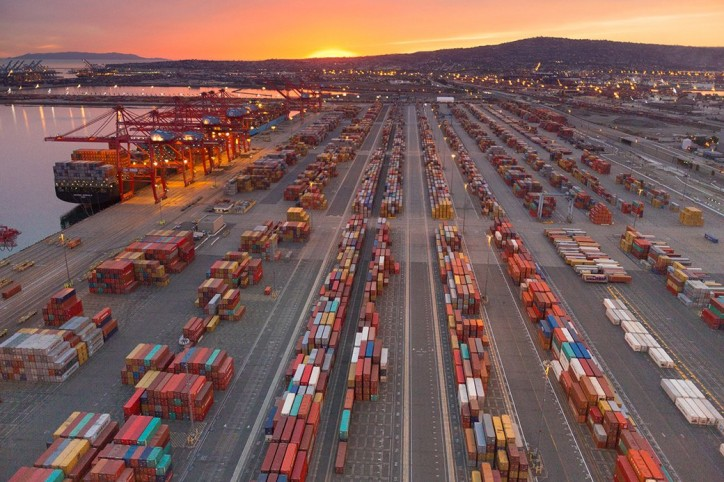 April Cargo at Port of Long Beach Rises Nearly 11 Percent