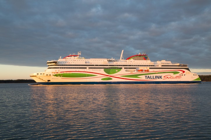 Wärtsilä to optimise maintenance and engine performance of Tallink's new M/S Megastar