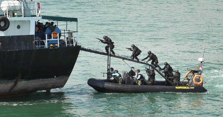 Jakarta suggests Bigger vessels, Guards onboard to stop Abu Sayyaf Attacks
