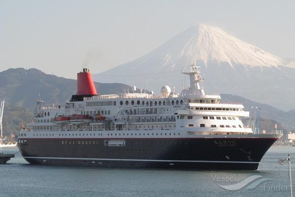 MOL: Cruise Ship Nippon Maru Slated for Renovation