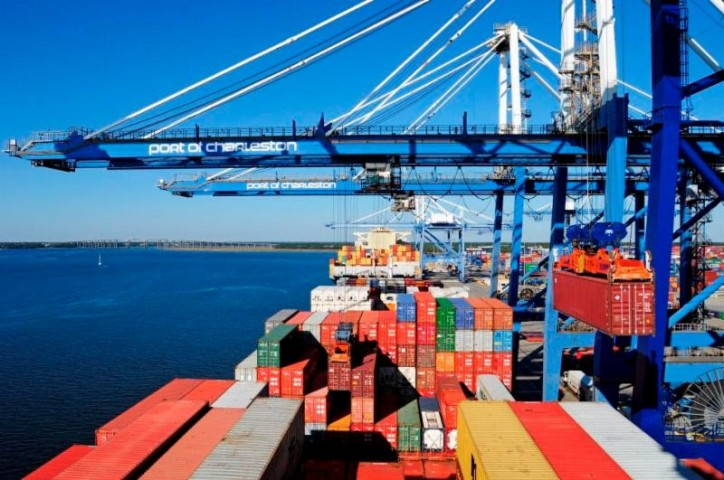 SC Ports Achieves Record October Container Volumes