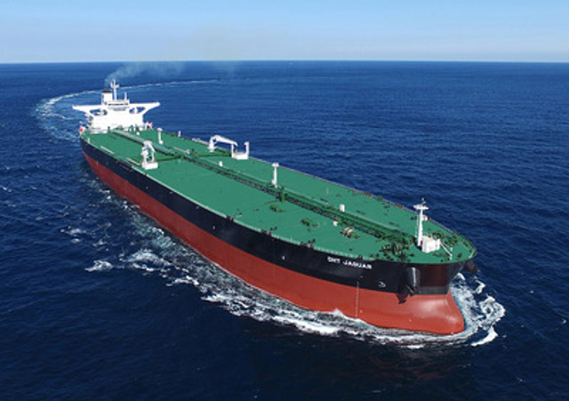 DHT Holdings takes delivery of VLCC DHT Leopard