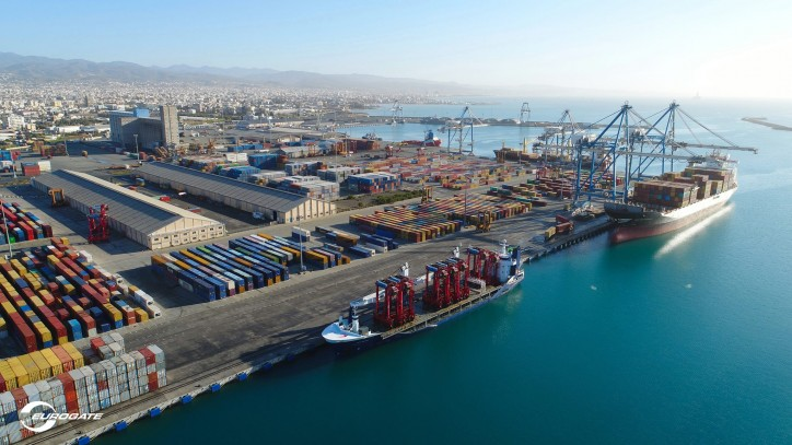 Eurogate: Container handling volumes hold up well in difficult market environment