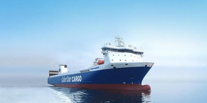 Color Line expands Kiel - Oslo cargo capacity
