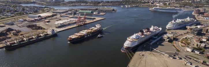 Xanatos Marine To Supply Vessel Monitoring System at Port Saint John