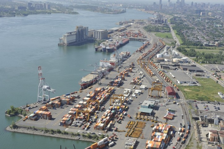 Montreal Port Authority welcomes the development of industrial port areas in Quebec