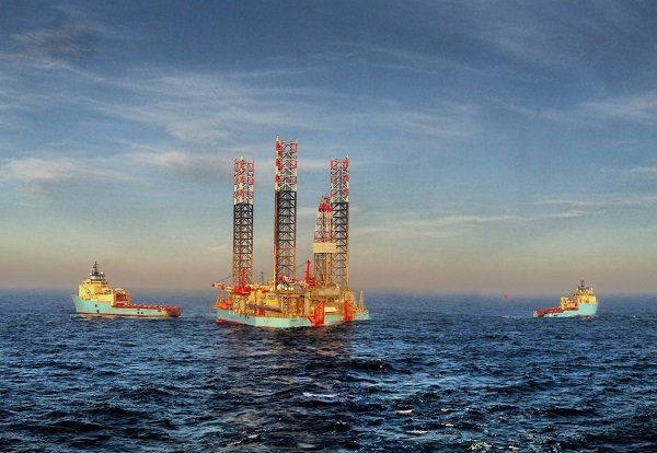 Maersk Drilling and Maersk Supply Service Establish Joint Venture Decommissioning Company