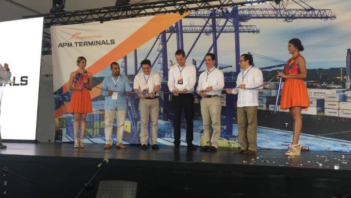 APM Terminals inaugurates its new terminal Quetzal in Guatemala