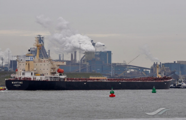 Safe Bulkers, Inc. announces the Successful Installation and Commissioning of the First Scrubber on MV Martine