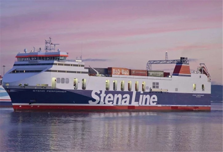 Stena Line records 9% first quarter growth on its Heysham service