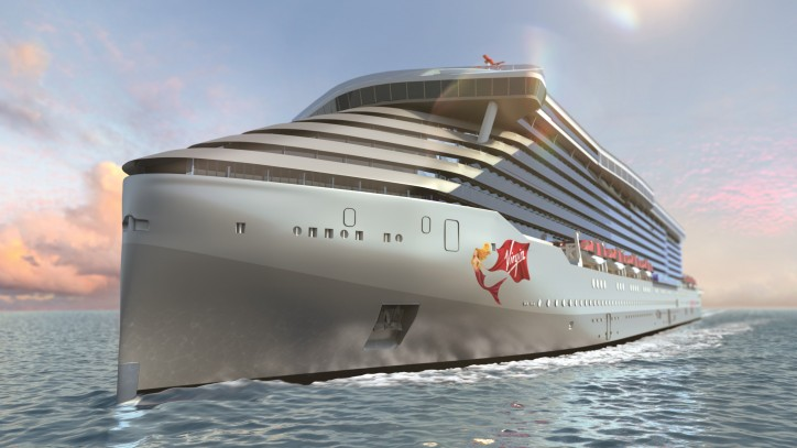 Virgin Voyages Begins Construction of First Ship and Starts Taking Deposits